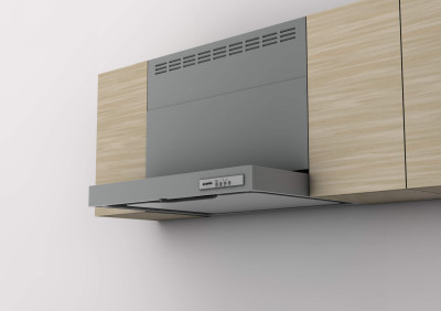UGR-3R-AP木目キッチン設置イメージ
